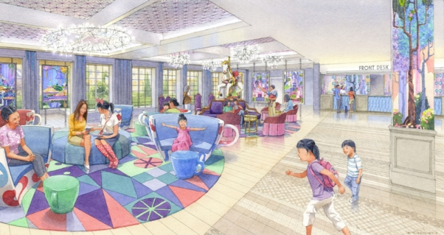 [Tokyo Disney Resort] Tokyo Disney Celebration Hotel (2016) 54687739w8