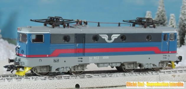 Machines RC des chemins de fer suédois 546995MarklinSJRC3341IMG3820R