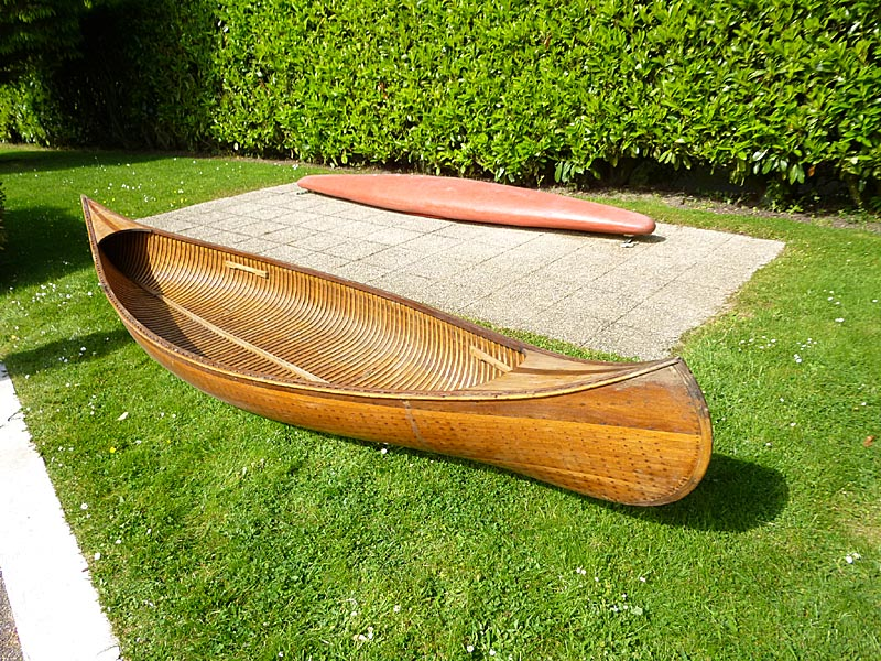 canoe bois...éviter les mauvaises surprises.... 547051C14