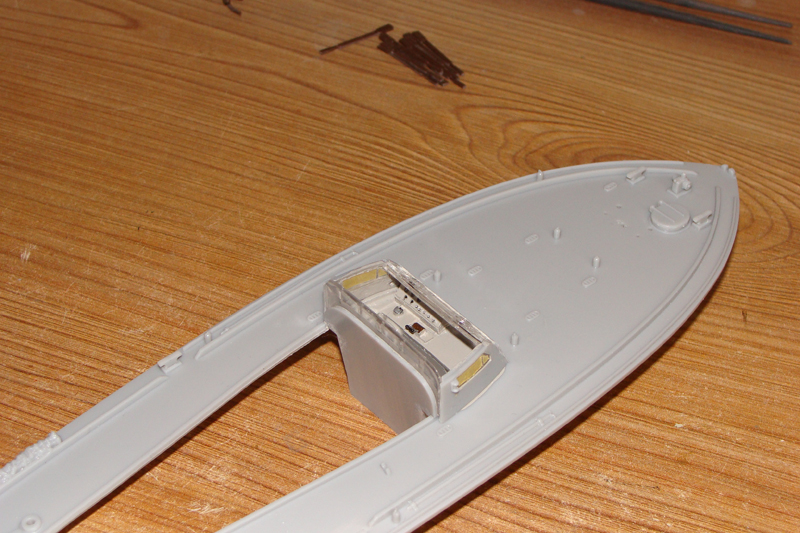 High Speed Launch - Maquette Airfix 1/72ème 547482DSC03721bis