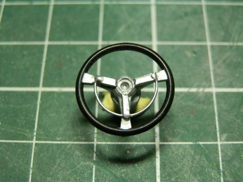 #47 : Chevy bel air 56 custom (TERMINEE) 547895P9305376