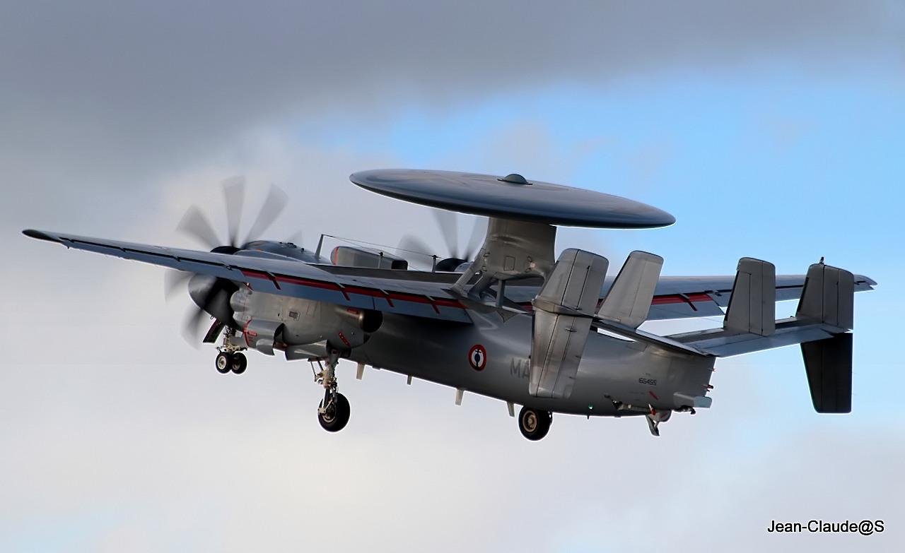 Grumman Hawkeye EC-2 Marine Nationale le 22.11.12 548506IMG9436filtered