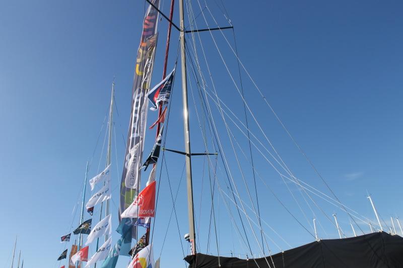 Visite du village et du ponton du Vendée Globe le 25/10/16 548628IMG4484