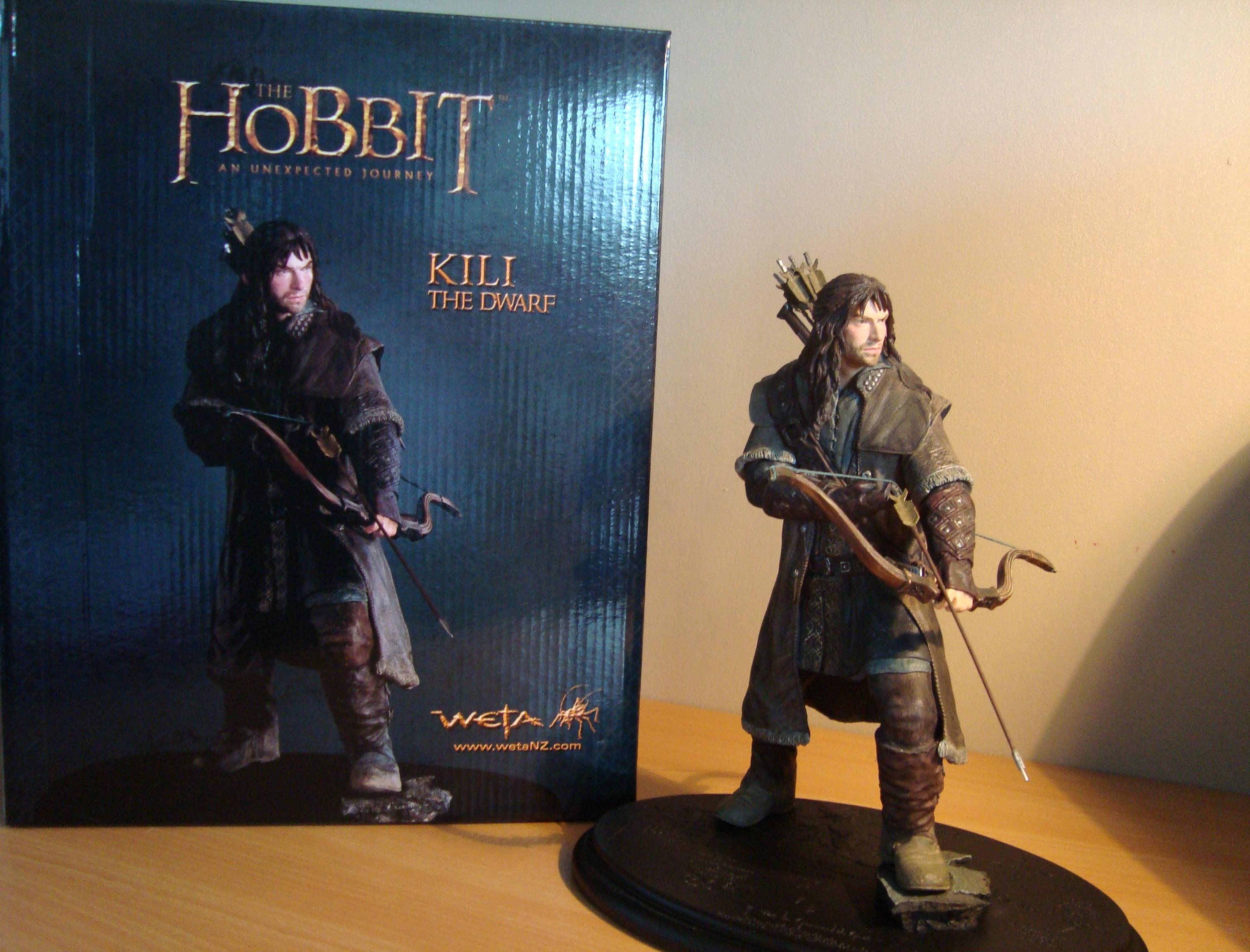Le Seigneur des Anneaux / The Hobbit #3 548966Kilithedwarf01