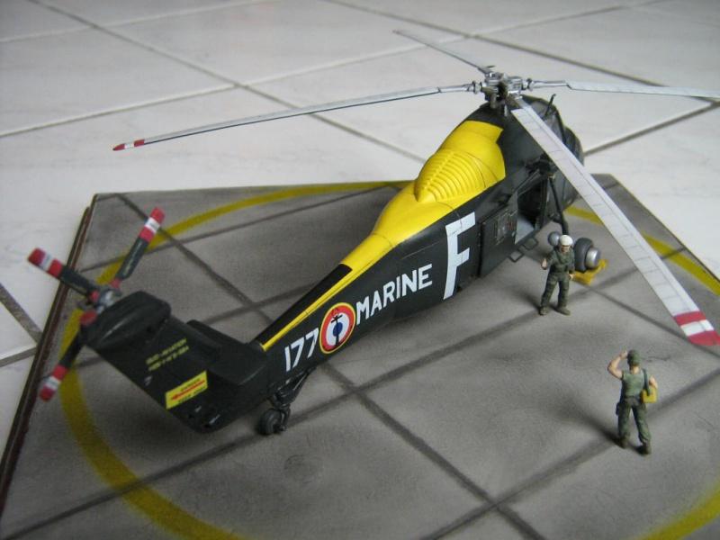 Sikorsky Sud-Aviation HSS-1 [Hobby Boss 1/72] 549046Photo098