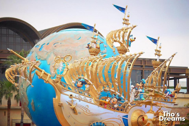 "[Tokyo DisneySea] 15th anniversary ""The Year of Wishes"" (du 15 avril 2016 au 17 mars 2017) 549424w82"