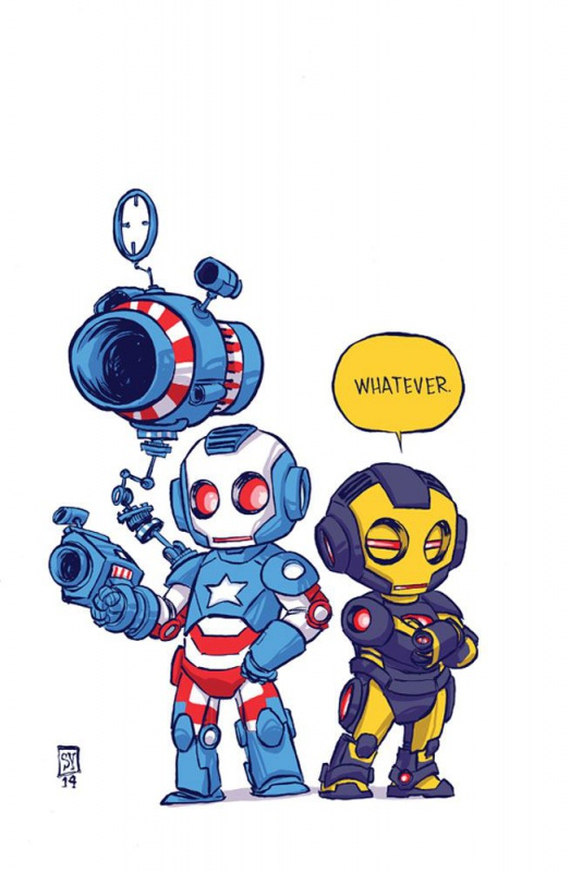 [Comics] Skottie Young, un dessineux que j'adore! - Page 2 549587ironpatriot1c