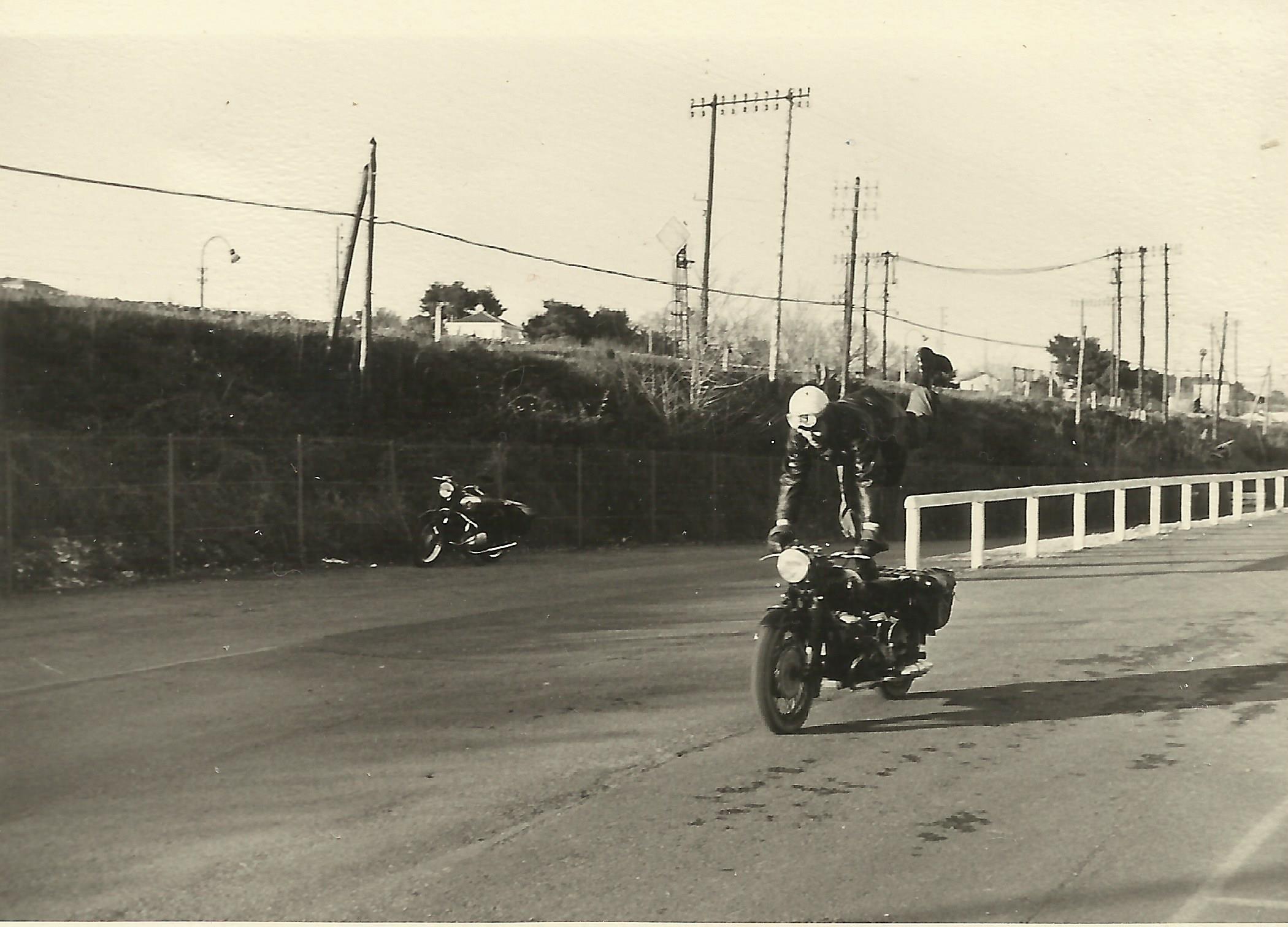 Photos Gendarmerie, BMO de Hyeres  années 1960 549917BMO007