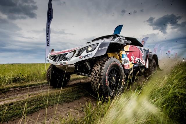 Peugeot Triomphe Pour La Deuxième Année Consécutive Sur Le Silk Way Rally 5499655964a7af48cd7zoom