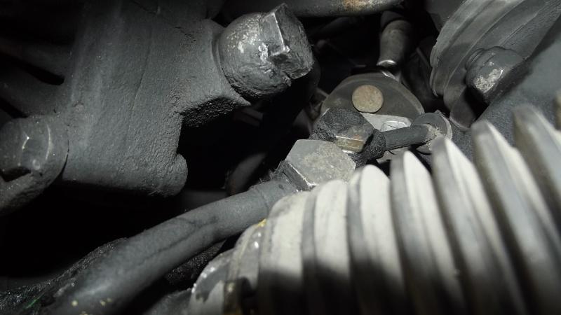 [BMW E36] Défaut d'étanchéité du vase de direction assistée 55003522Vis22pompeATF