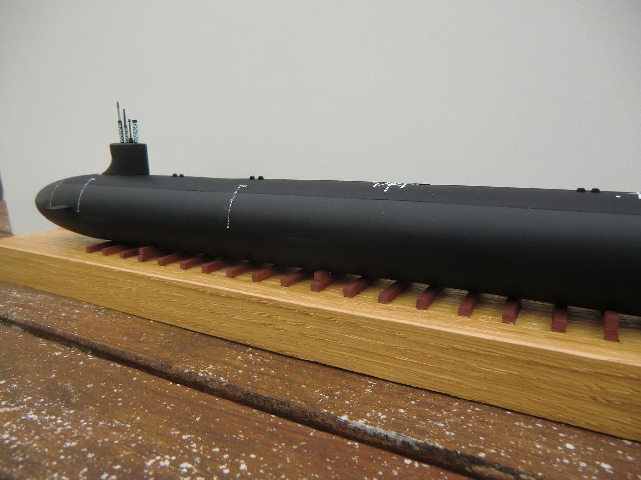 SSN 21 ET SSN 23 Seawolf Class 1/350 - Page 2 550349Seawolf27