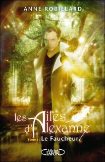 Anne ROBILLARD - Les ailes d'Alexanne 550541LesAilesdAlexannetome3