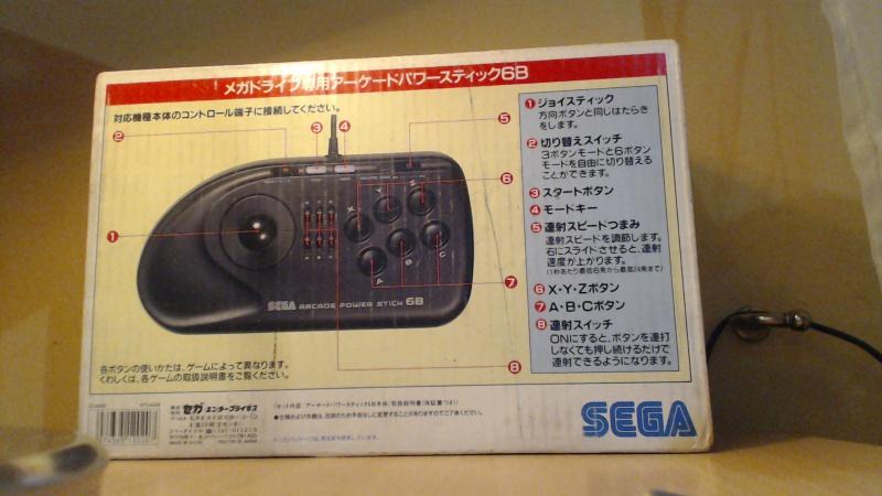 Pad MegaDrive avec petite croix genre SNES ? 550683Picture229