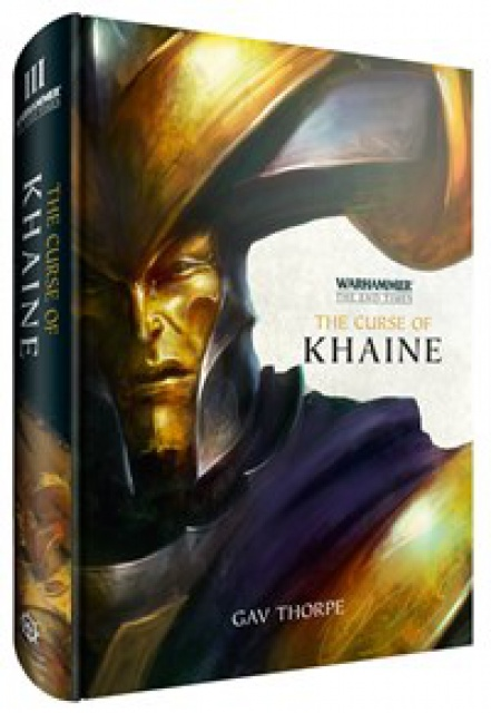 [The End Times] - III - The Curse of Khaine de Gav Thorpe 550721TheCurseofKhaineA5C