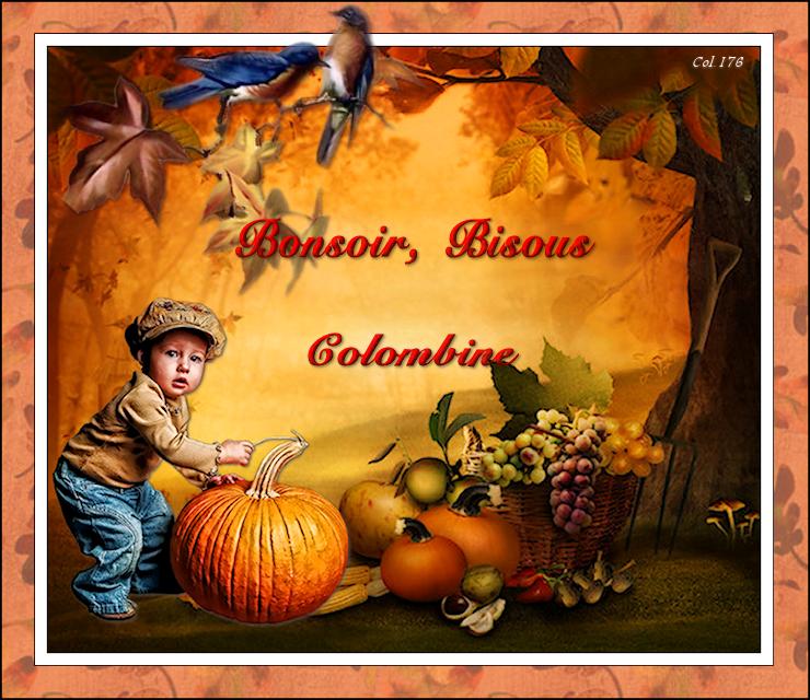 BONNE SOIREE DE DIMANCHE 550833GaronCitrouilleBONSOIR