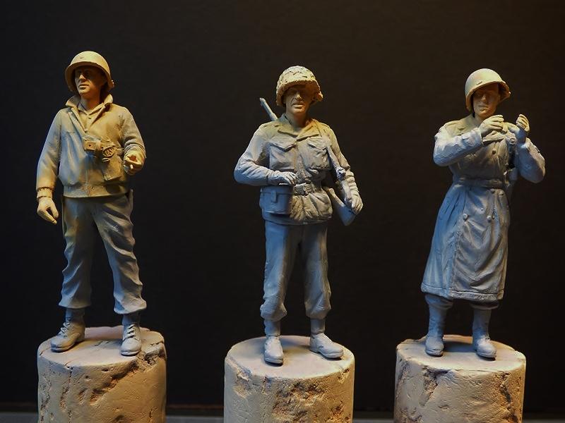 """Festung CHERBOURG """"Fort du Roule"""" 79th ID 25/26 JUIN 1944  - Page 3 551044P1100920Copier"""