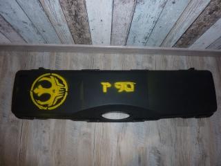 P90 KA, M4 gb Systema, lance-grenade post Apo, radio/casque 551530P901