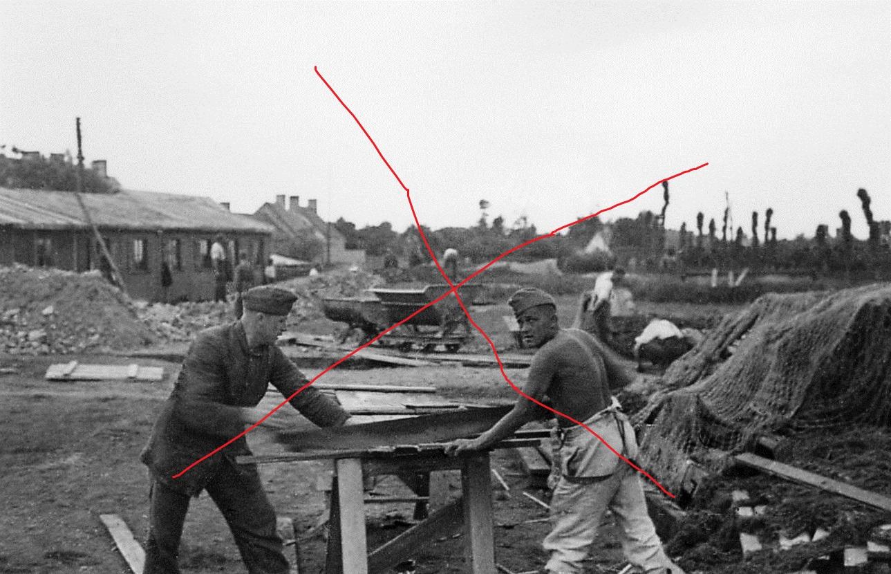 Batterie d'Azeville et baraquements allemands 551849Atlantikwall