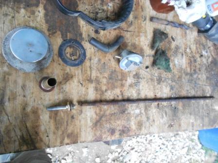 Présentation & restauration : H 2 Guerre 551852DSCN0913