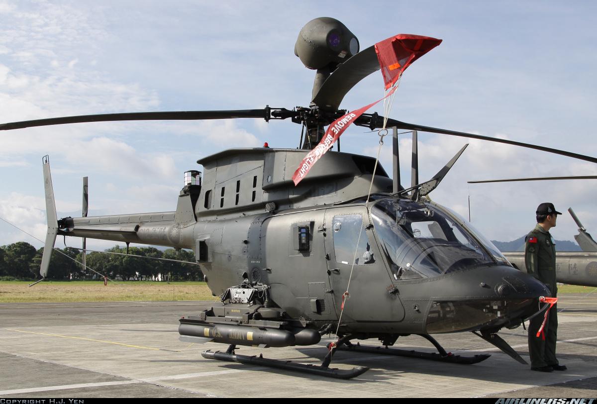 صفقة 24 مروحيةOH-58D Kiowa Warrior لتونس 5520271756516