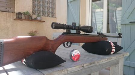 ma nouvelle walther lgv master 552089carabine