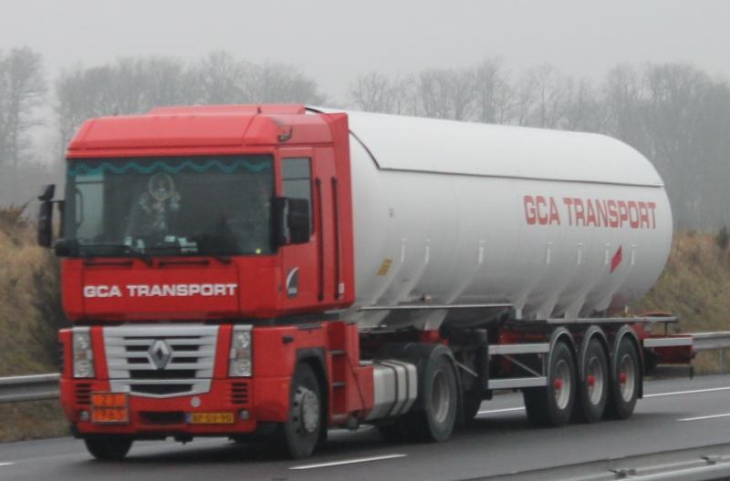 GCA Transport (Groupe Charles André)(Moerdijk) 552661027