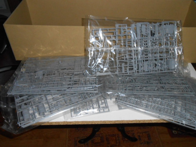 NAGATO Hasegawa 1/350- PE- Ponts en bois 552710presentations032