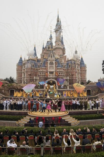 [Shanghai Disney Resort] Le Resort en général - le coin des petites infos  - Page 3 552929W156
