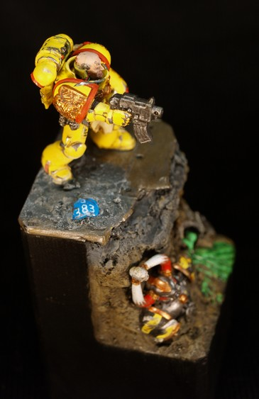 Imperial Fist 553430IF9