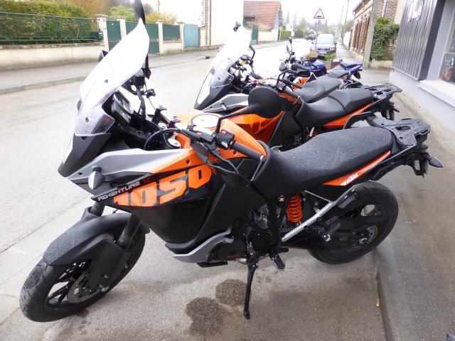 Orange day's 2015 : essai 1050 adventure  553580P1000857