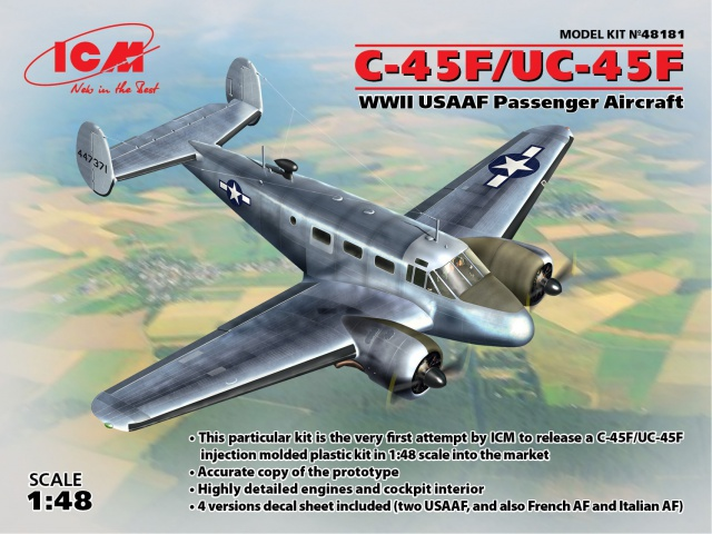 Beechcraft 18 Alaskan Bushplane  553793141397121648181webin