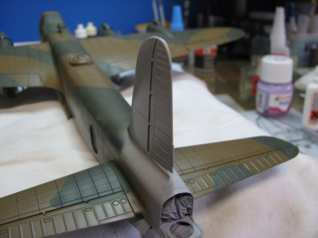 Short Stirling BF-513 75 Sqn, 1/72 Italeri: Commémoration 08 mai 2015....Terminé! - Page 6 554258IMG4722