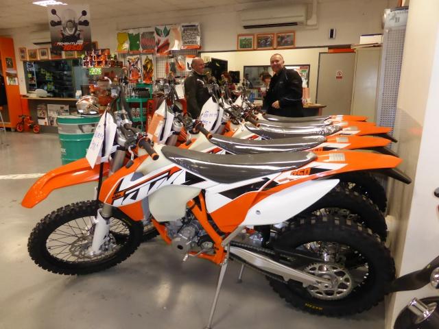 Orange day's 2015 : essai 1050 adventure  554299P1000863