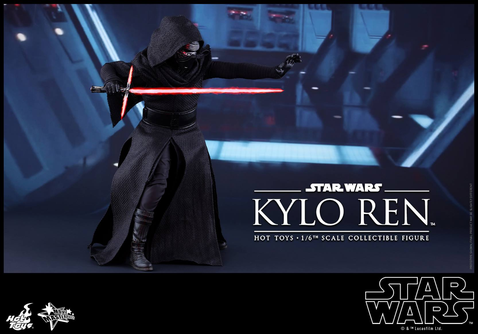 HOT TOYS - Star Wars: TFA - Kylo Ren 554570106