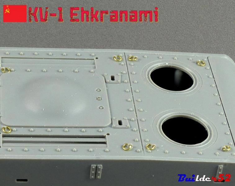 KV-1 Ehkranami  -  TRUMPETER 1/35 554606P1030095r