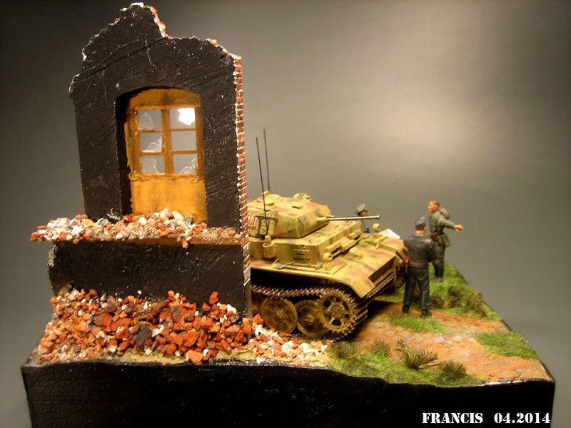 """Sdkfz 123  """" Luchs """"  ICM  1/35 554618Dio2910Luchs"""