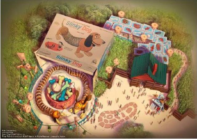 [Shanghai Disneyland] Toy Story Land (2018) - Page 3 555055w761