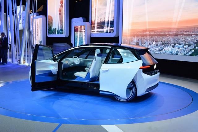 La première mondiale de l'I.D. lance le compte à rebours vers une nouvelle ère Volkswagen  555140vwid1