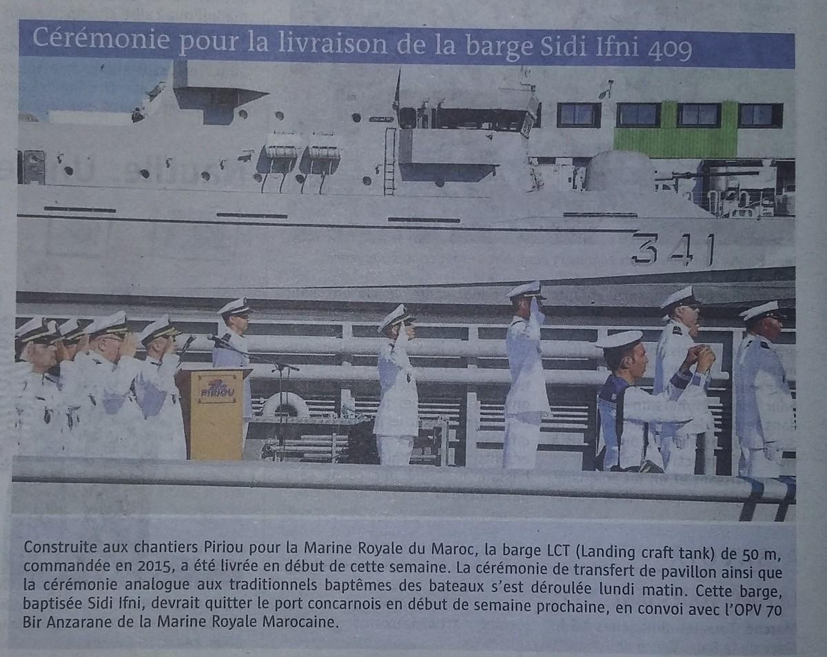 [Vie des ports] LE PORT DE CONCARNEAU - Volume 006 - Page 3 555474Barge