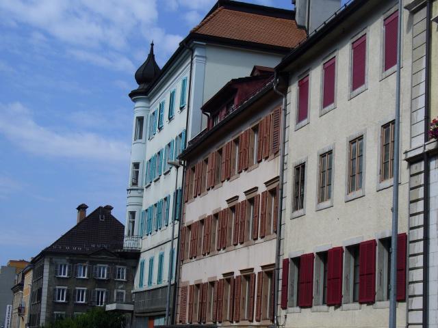 Le Locle et ses alentours (Suisse) 556056P1070447