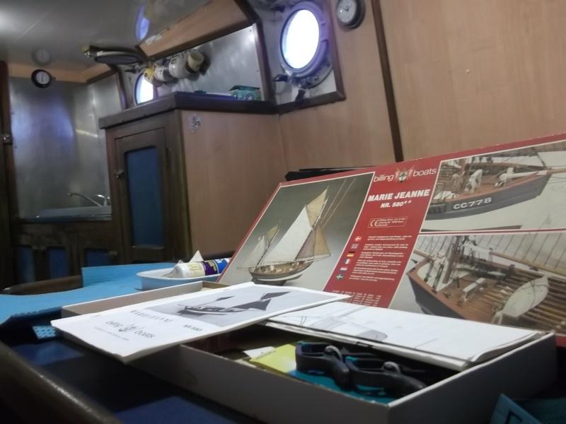 la Marie-jeanne de billing boats au 1/50 556519971