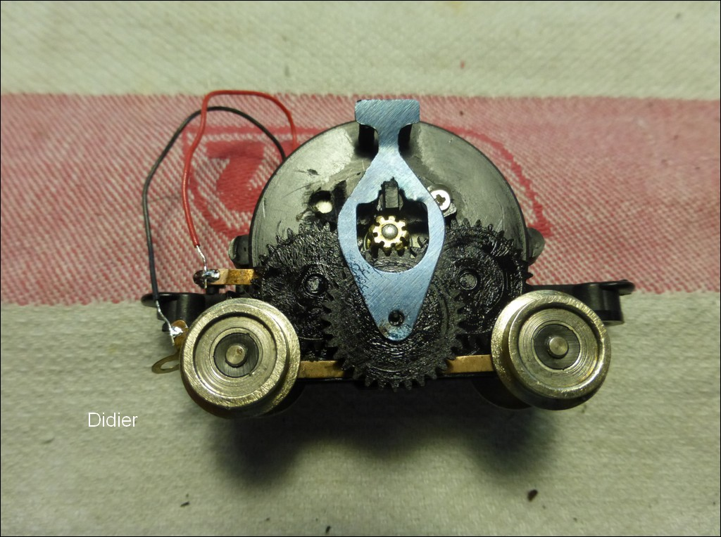 Bricolage d'un locotracteur... 5566241652xx7