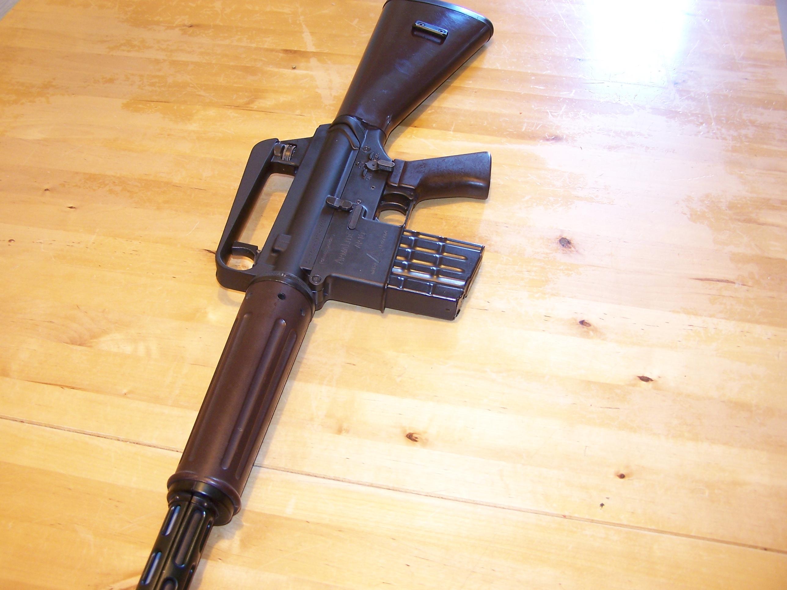 AR-10 Armalite 308w le vraiiiii  5566511004519