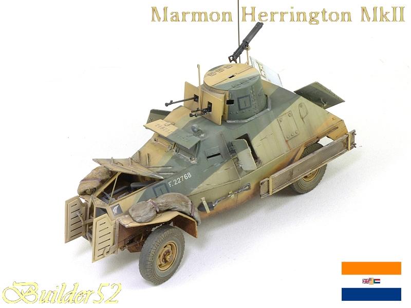 Marmon Herrington Mk.II - Grèce 1941 - IBG 1/35 556743P1040894