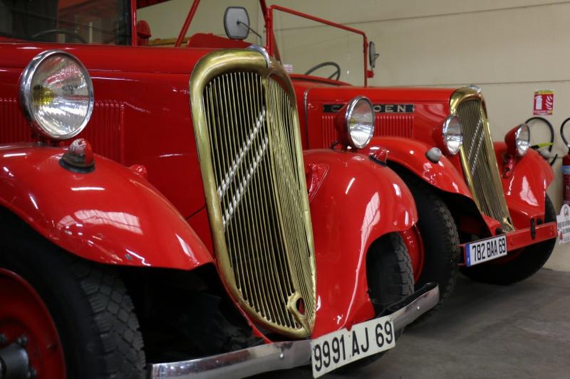 Des camions à gogo....Musée des sapeurs pompiers de Lyon 557337IMG6704