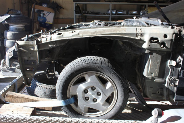 Mazda RX7 FC3S (restauration et preparation street) 55777441C