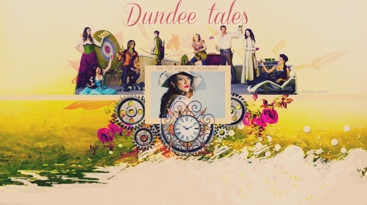 dundee tales
