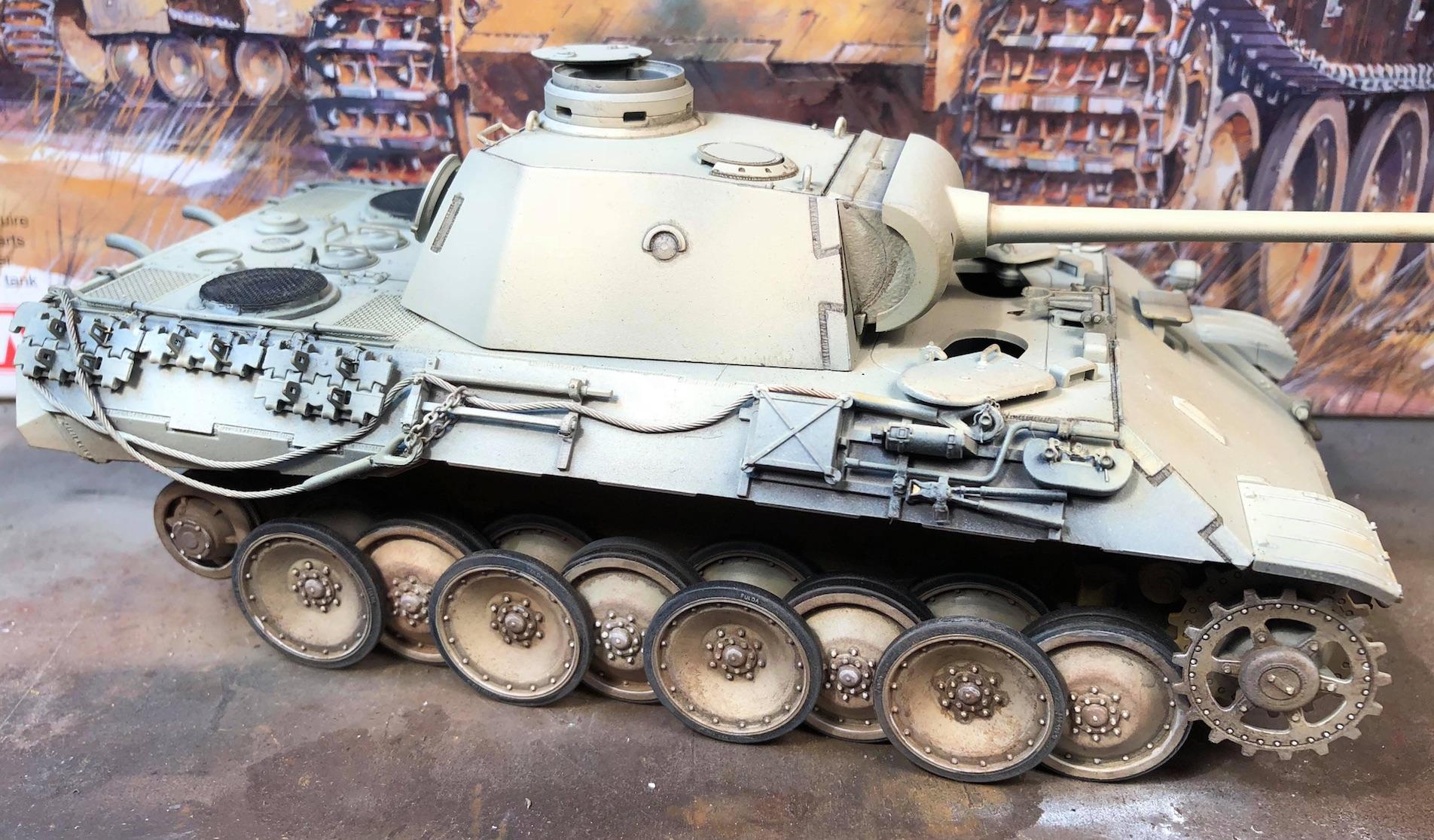 Sd.Kfz.171 Panther D - Page 2 557894PantherDWheels