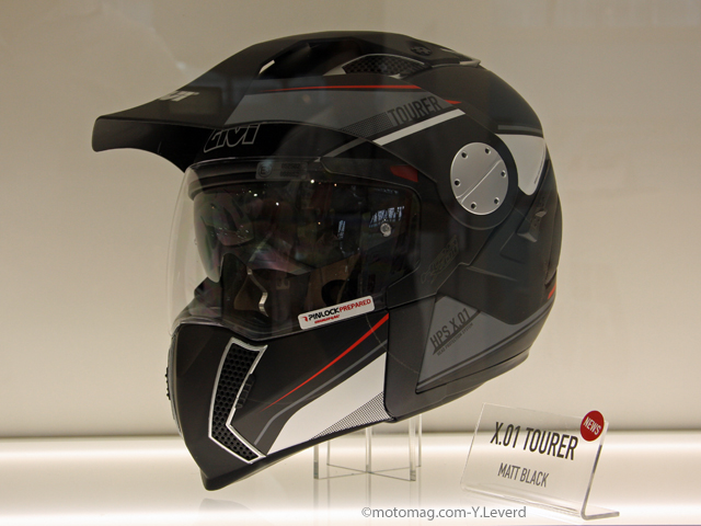 Acerbis active dual sport helmet - IXS HX279 558405GiviTourernoir
