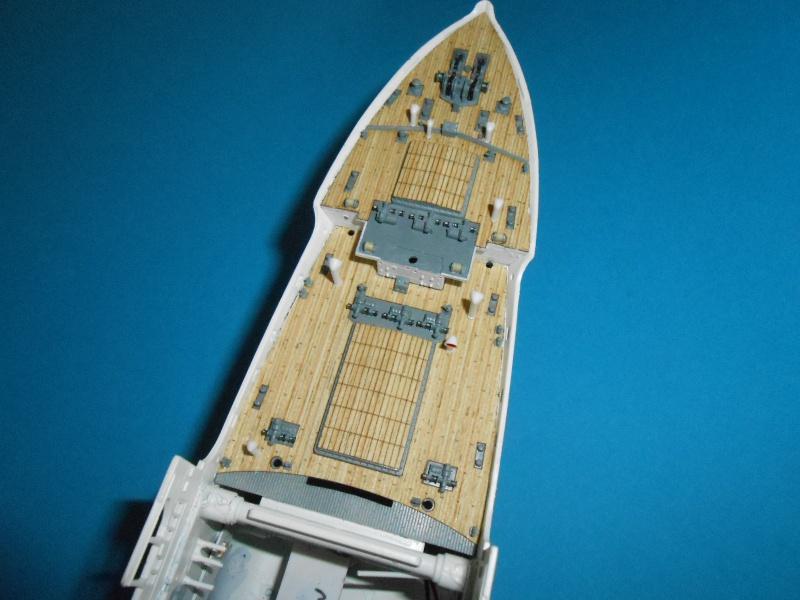 Hikawa Maru hopital 1/350 PE/pont en bois et babioles  - Page 6 558435DSCN5859